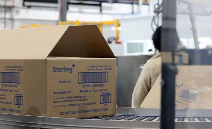 Logistics & Packaging